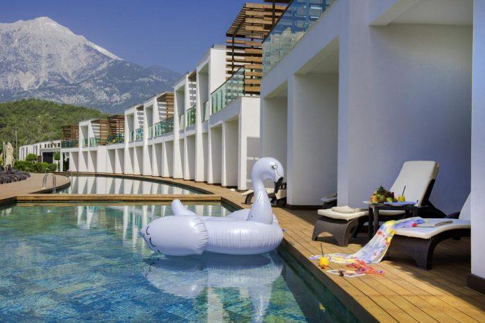 Susipažink su puikiu Turkijos viešbučiu – Rixos Premium Tekirova! 🤩